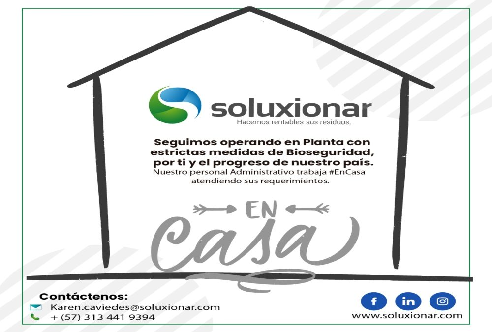 #EnCasa