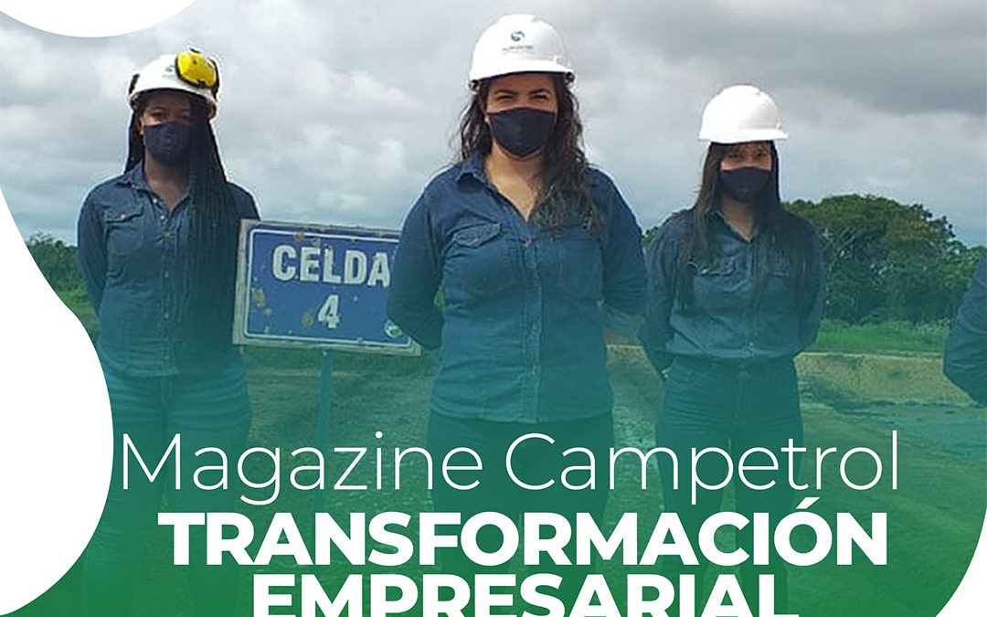 Magazine Campetrol 2021
